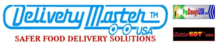 Delivery Master USA - Pizza begs, Meals on Wheels, prodough